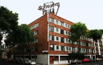 La Rivira hoteles ciudad de mexico
