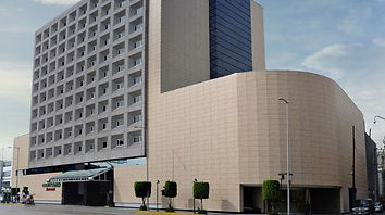 Court Yard hoteles ciudad de mexico