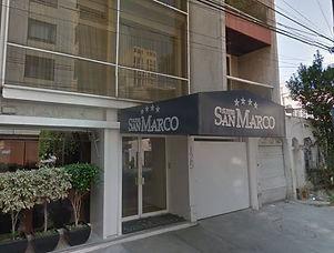 Suites San Marco hoteles ciudad de mexico