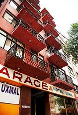 Uxmal hoteles ciudad de mexico