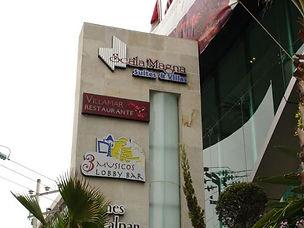 hoteles ciudad de mexico