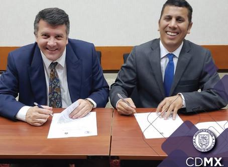 Firma de convenio con Apatel, para fortalecer al sector hotelero y turístico de Panamá y la CDMX.