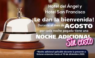 No te pierdas las promociones que el grupo Nova Star Hoteles tienen para ti.