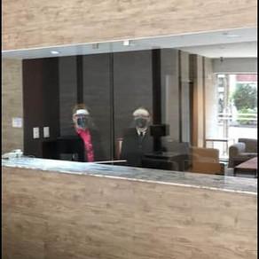 El Hotel Mallorca ya abrió, disfruta de tu estancia mientras su equipo de colaboradores te cuida.