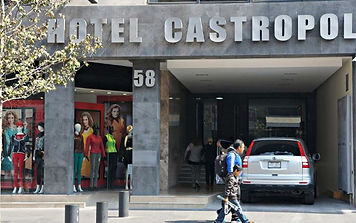 Castro pol Hoteles cdmx