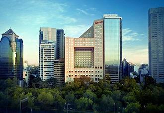 Marriot Hoteles Ciudad de México
