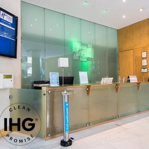 El Holiday Inn Express & Suites Mexico City at WTC abre sus puertas con su distintivo CleanPromise.