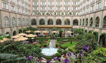 Four Seasons hoteles ciudad de mexico