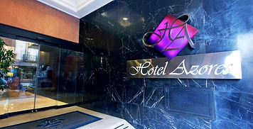 Azores Hoteles cdmx