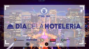 Celebramos la quinta edición del Día de la Hotelería con grandes invitados.