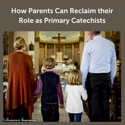 How Parents Can Reclaim their Role as Pr