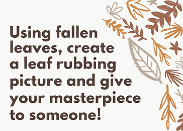 Brown Illustrated Leaves Fall Card.png