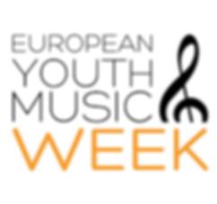 European Youth Music Week Logo