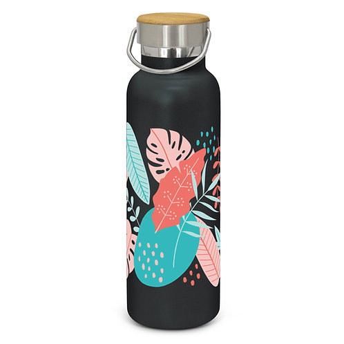 GirlBoss Hydra Water Flask - Black