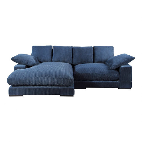 PLUNGE SECTIONAL NAVY