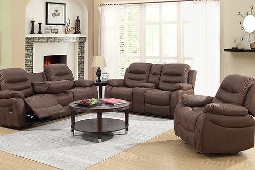HH9265 3pc Reclining Livingroom Set