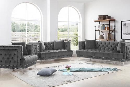 Lucas - 3PC Sofa, Loveseat & Chair