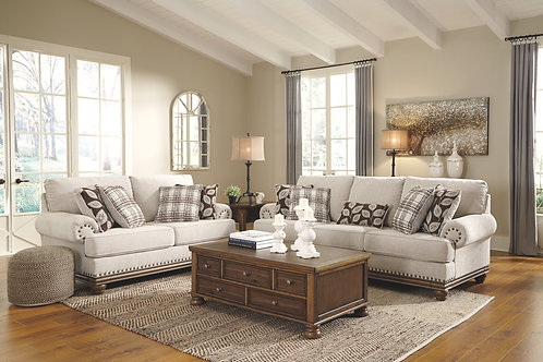 Ashely 151 Sofa & Loveseat Set