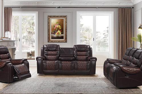 Harley 3PC Leather Set