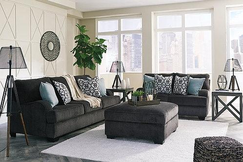 Ashley 14101 Charenton Sofa and Loveseat