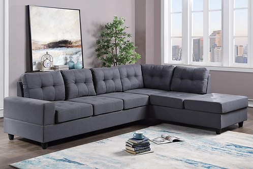 James Grey Sectional