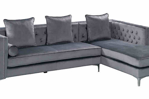Ava - Grey Sectional
