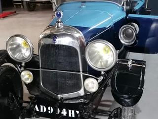 Citroën Type A « Torpédo Sport » de 1921