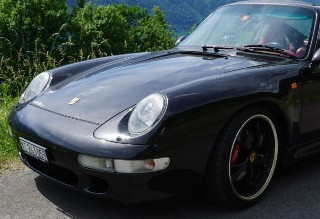 Porsche 993 Turbo - 1996