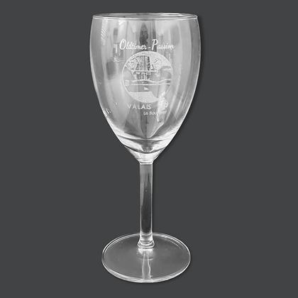 Verre à vin Blanc 25cl  [Gravé]