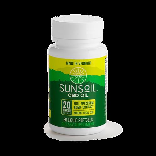 how to use sunsoil cbd oil