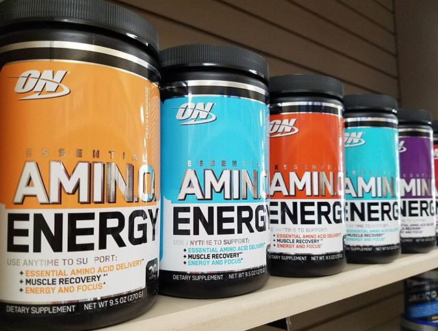 Caffeine plus Amino Acids! Use it anytim