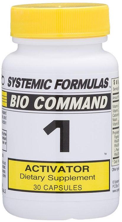 Systemic Formulas Bio Command 1 Activator 30ct 15srv
