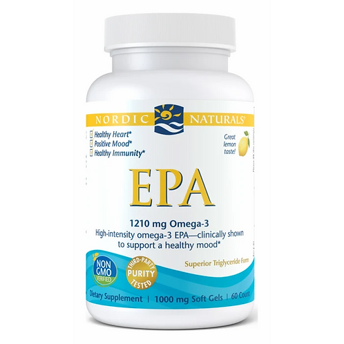 Nordic Naturals EPA 60 Softgels 30 Servings