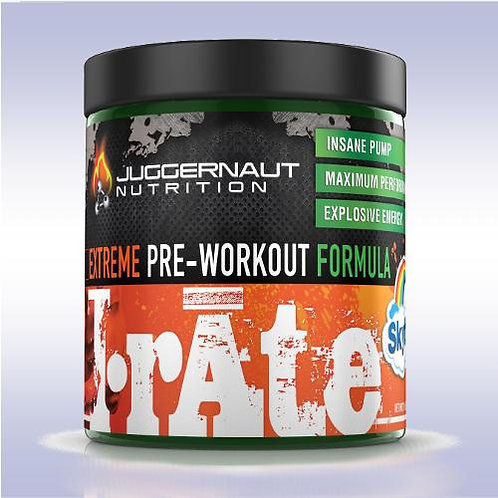 Juggernaut Nutrition Irate 30 Servings