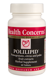 Health Concerns Polilipid 60 Tablets