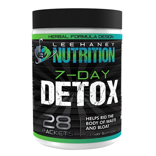 Lee Haney Nutrtion 7-Day Detox 28 Packets