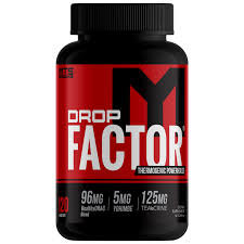 MTS Nutrition Drop Factor 120 VegCaps