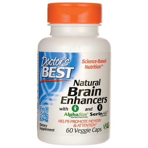 Doctor's Best Natural Brain Enhancer