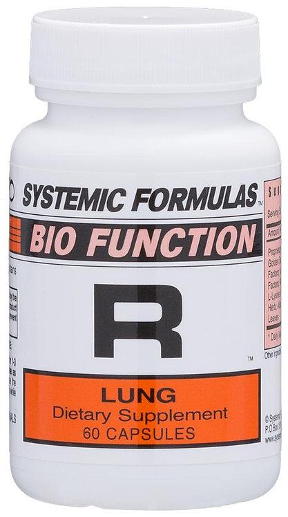 Systemic Formulas Bio Function R Lung 60ct