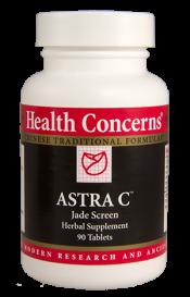 Health Concerns Astra C Jade Screen 90 Tablets 45 Servings