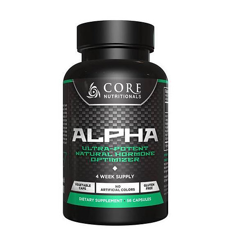 Core Nutritionals Alpha 56 Capsules