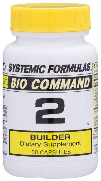 Systemic Formulas Bio Command 2 Builder 30ct 10srv