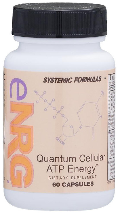 Systemic Formulas eNRG 60ct 30srv