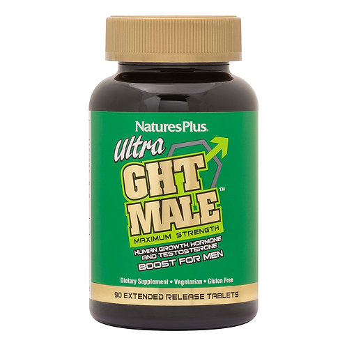 Natures Plus Ultra GHT-Male 90 Tablets