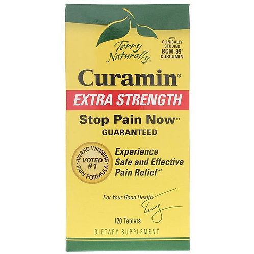 Terry Naturally Curamin Extra Strength 120ct