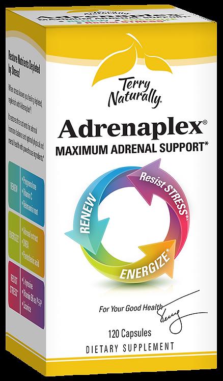 Terry Naturally Adrenaplex 120 Capsules 60 Servings