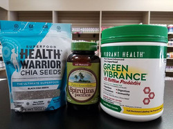 The ultimate #Superfood stack!! #chiasee