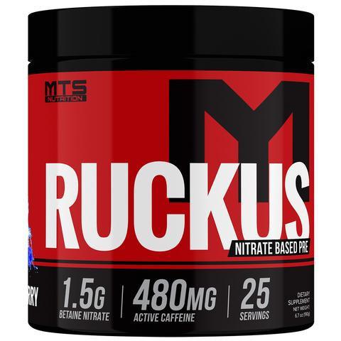 MTS Nutrition Ruckus 25 Servings