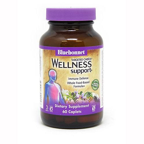 Bluebonnet Wellness Support 60 Caplets 30 Servings