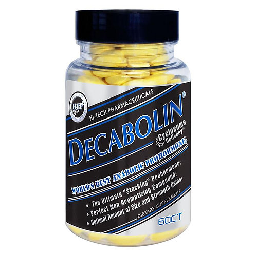 Hi Tech Pharmaceuticals Decabolin 60 Tablets